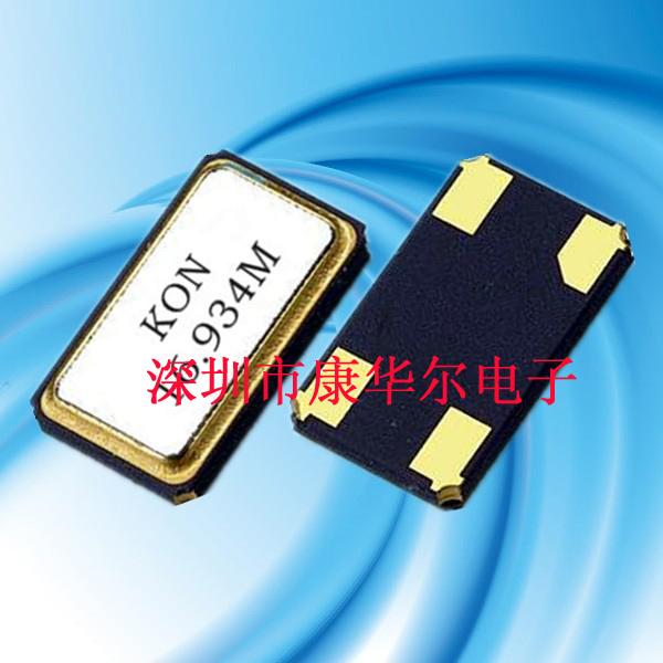 石英晶振,贴片晶振,KH-6035晶振