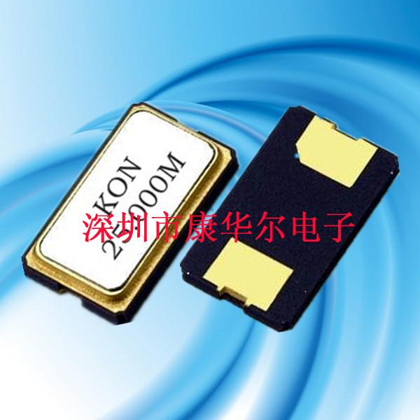 贴片晶振,国产晶振,KH-6035晶振