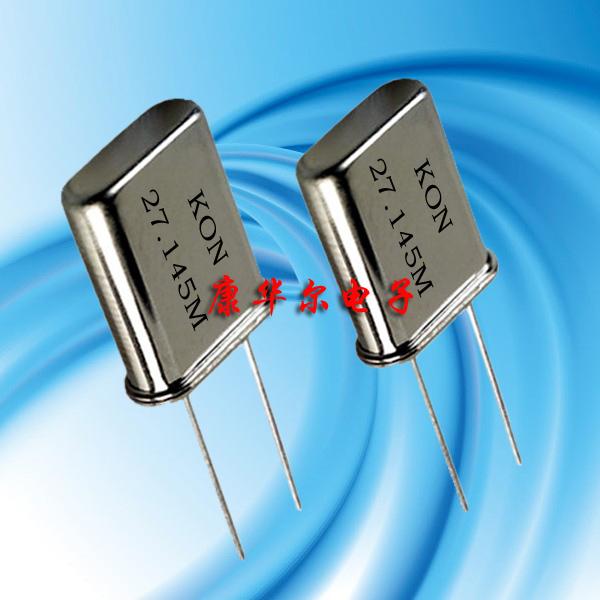 石英晶振,插件晶振,HC-49U晶振