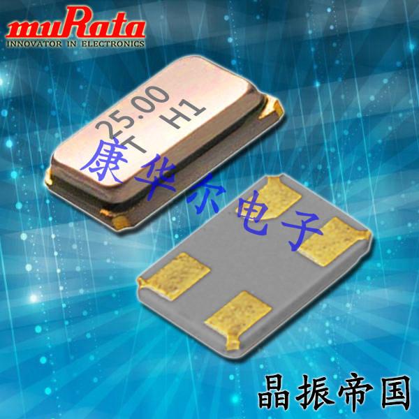 MuRata晶振,石英晶振,MCR1612晶振,XRCFD26M000FYQ01R0晶振