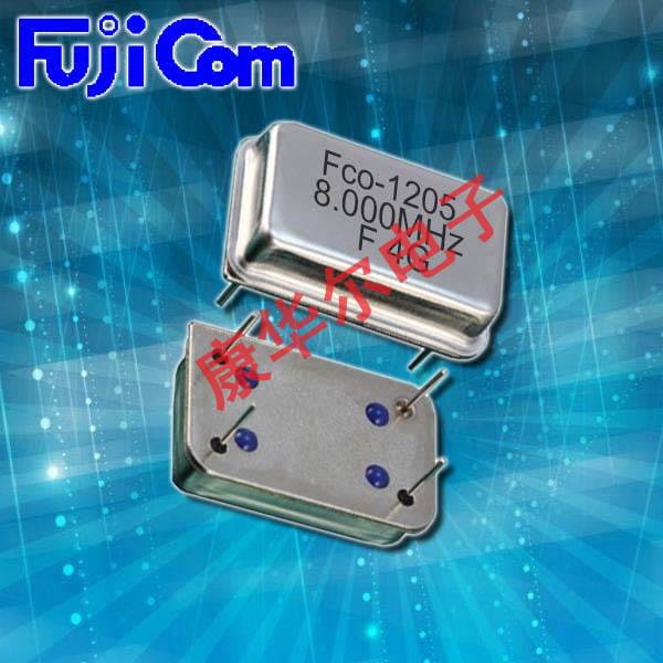 富士晶振,有源晶振,FCO-100晶振