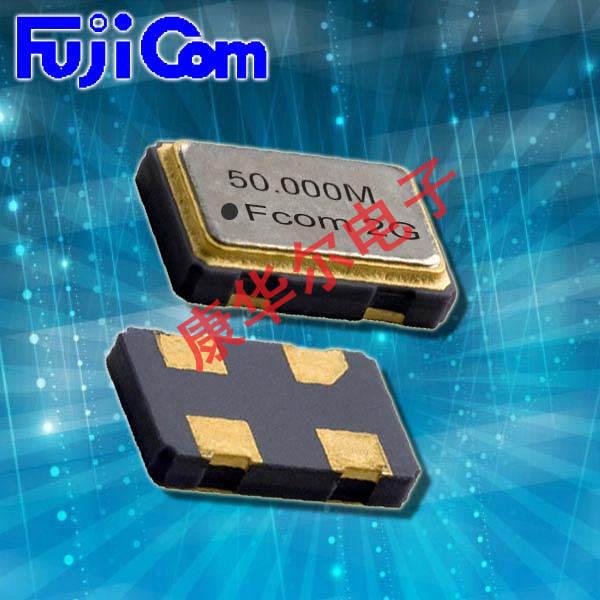 富士晶振,贴片晶振,FCO-500晶振