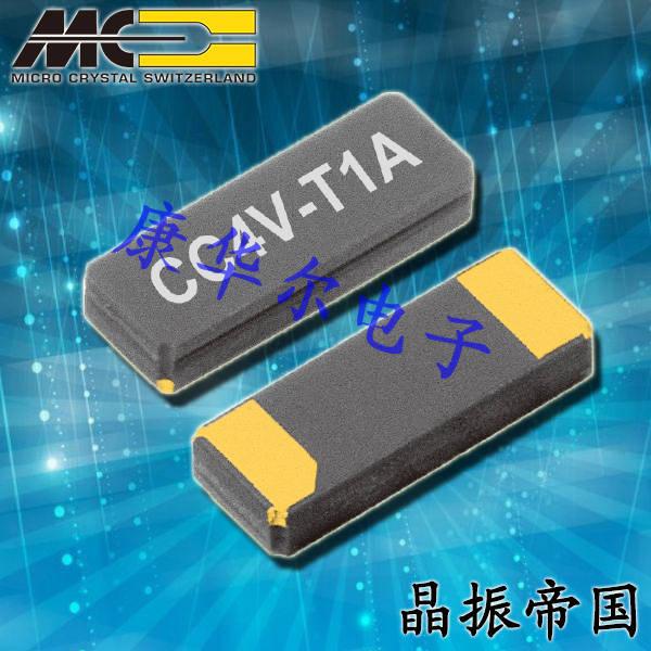 微晶晶振,32.768K晶振,CC7V-T1A晶振