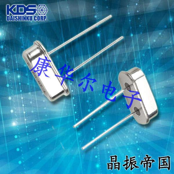KDS晶振,石英晶振,AT-49晶振,日产石英晶振