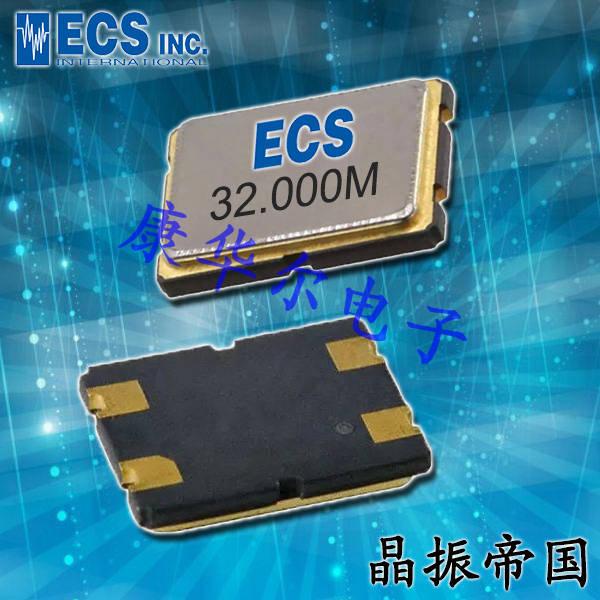 ECScrysta晶振,贴片晶振,CSM-8Q晶振,石英无源晶振