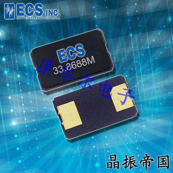 ECScrysta晶振,贴片晶振,CSM-9晶振,贴片石英晶振