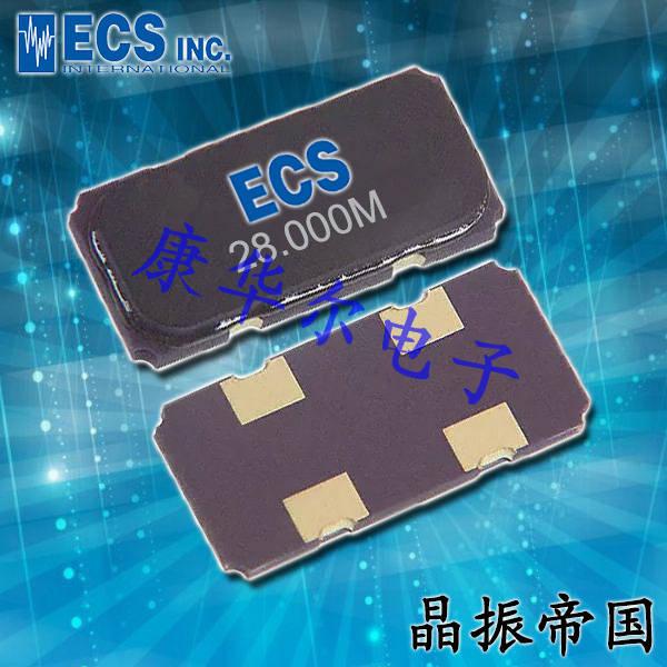 ECScrysta晶振,贴片晶振,CSM-12晶振,贴片进口晶振
