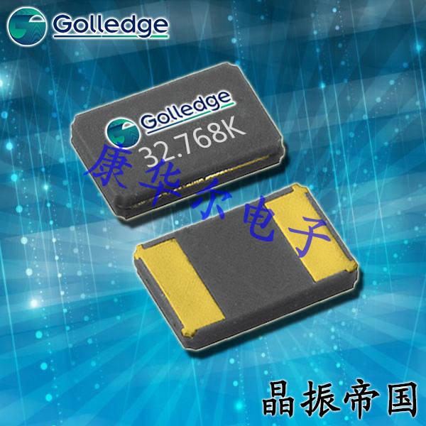 Golledge晶振,贴片晶振,CC5V晶振,音叉表晶