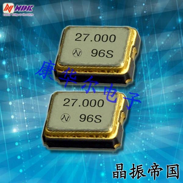 NDK晶振,VCXO石英晶体振荡器,NV3225SA晶振