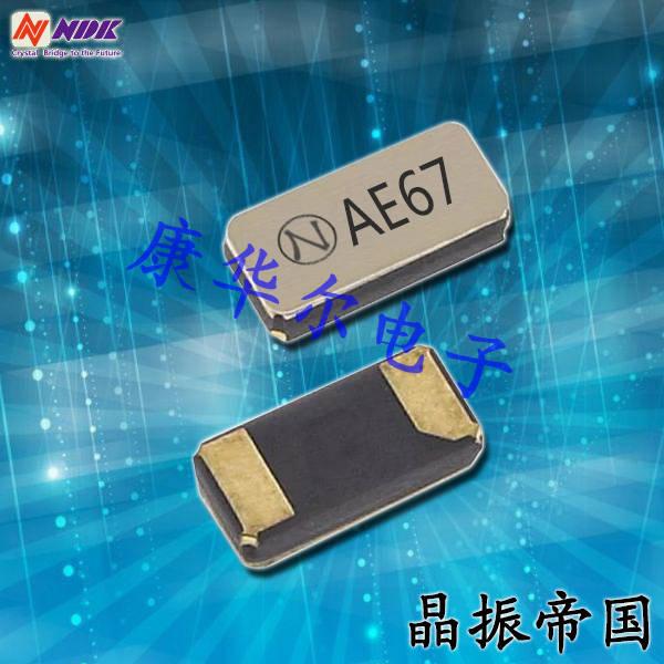 NDK晶振,32.768K晶振,NX3215SE晶振,时钟晶体