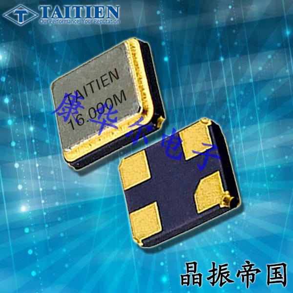 TAITIEN晶振,贴片晶振,XZ晶振,XZAEECNANF-26.000000晶振