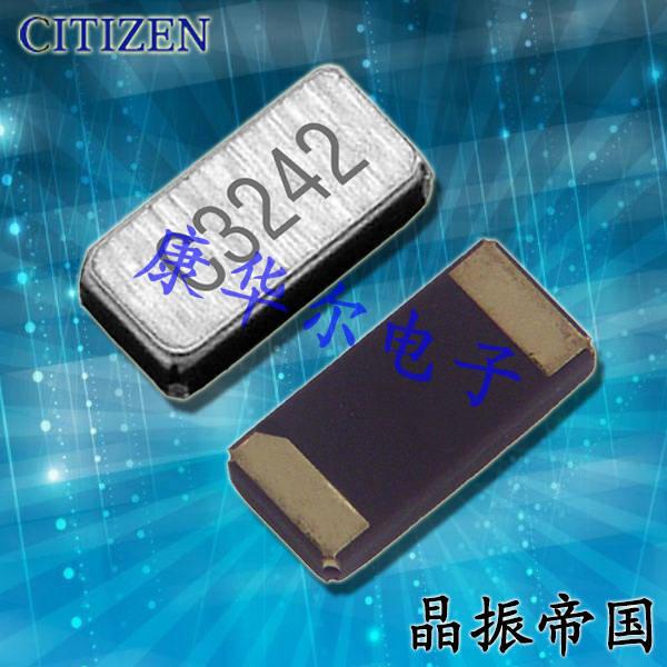 CITIZEN晶振,贴片晶振,CM315DL晶振,CM315DL32768DZFT晶振