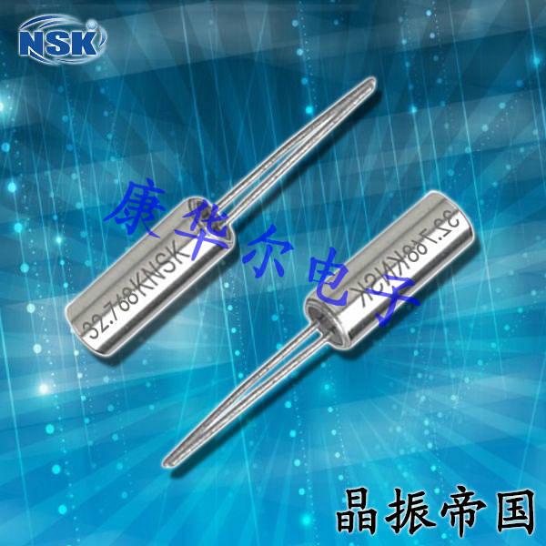 NSK晶振,插件晶振,NXG 2-6晶振,石英晶体谐振器