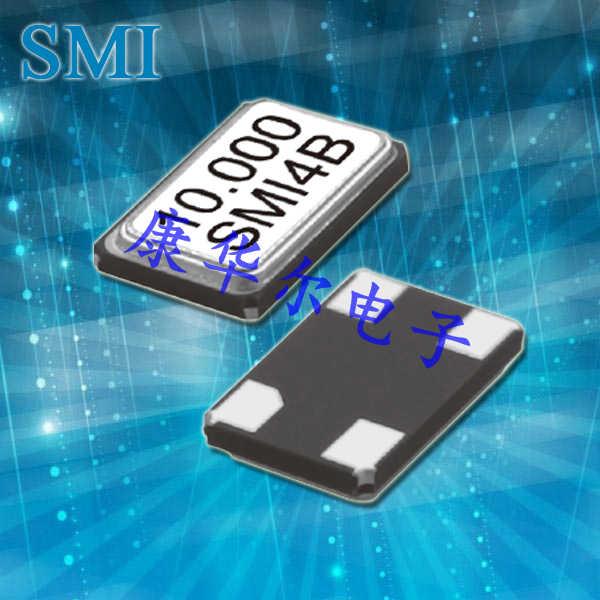 SMI晶振,贴片晶振,53SMX(B)晶振,石英晶体谐振器