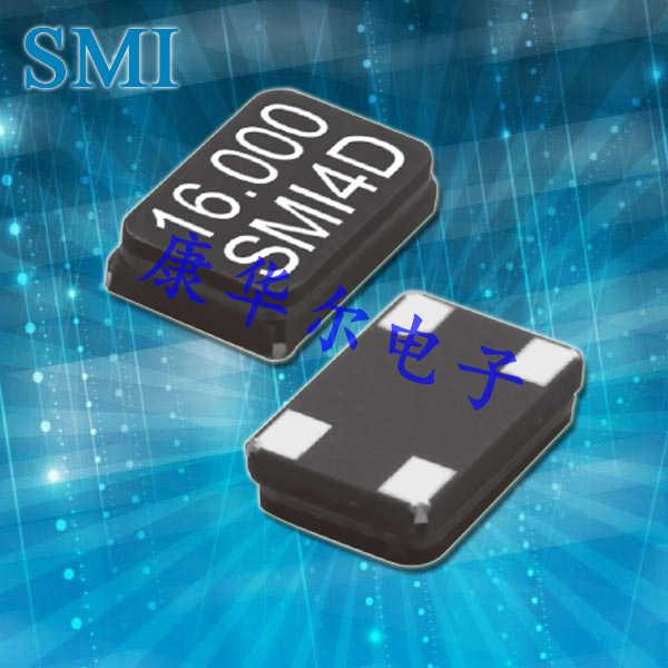 SMI晶振,贴片晶振,53SMX(D)晶振,无源晶体谐振器