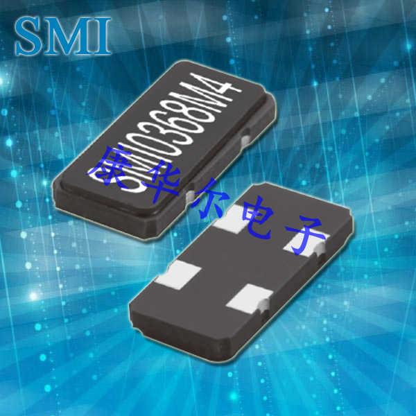 SMI晶振,贴片晶振,92SMX(CN)晶振,石英贴片晶振