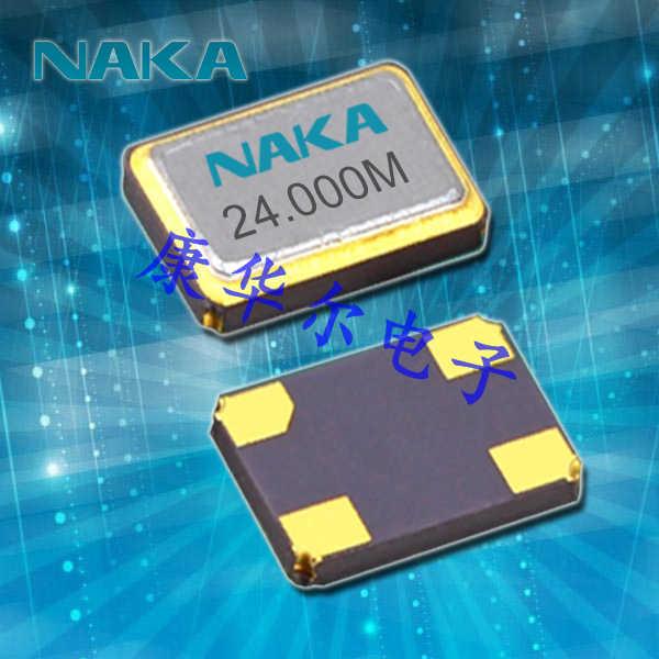 NAKA晶振,贴片晶振,CU300晶振,进口贴片晶振