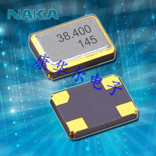 NAKA晶振,贴片晶振,CU210晶振,无源贴片晶振