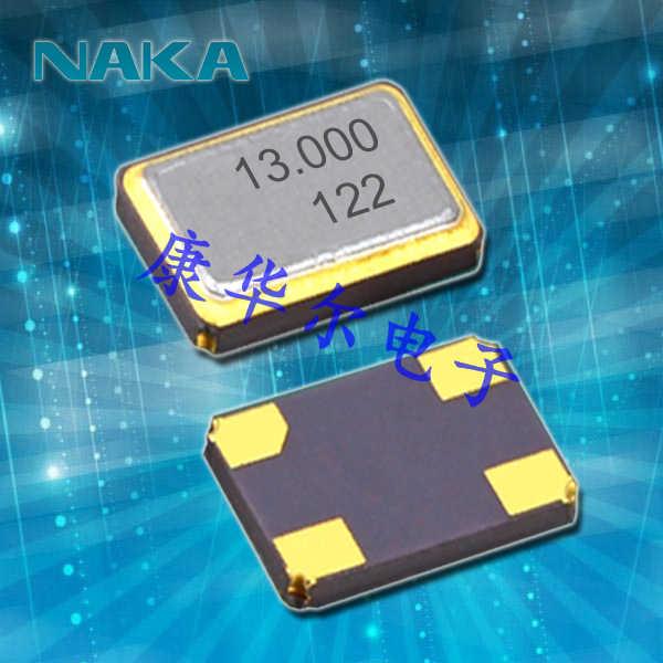 NAKA晶振,贴片晶振,CU500晶振,进口石英晶振
