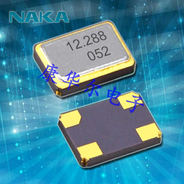 NAKA晶振,贴片晶振,CU600晶振,6035晶振