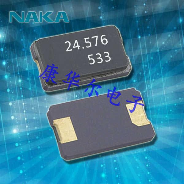 NAKA晶振,贴片晶振,CU803晶振,贴片石英晶振