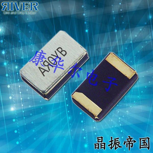 大河晶振,贴片晶振,TFX-03C晶振,时钟晶振