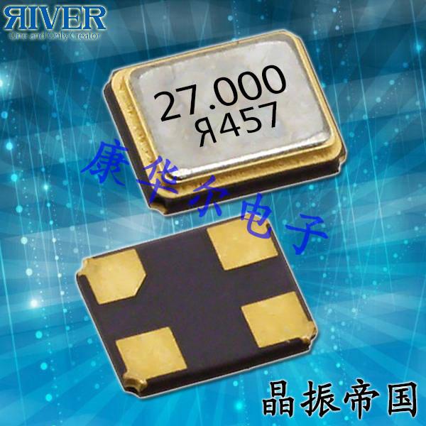 大河晶振,有源晶振,FCXO-06D晶振,进口OSC振荡器