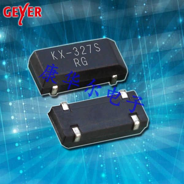 GEYER晶振,耐高温晶振,KX-327S晶体谐振器