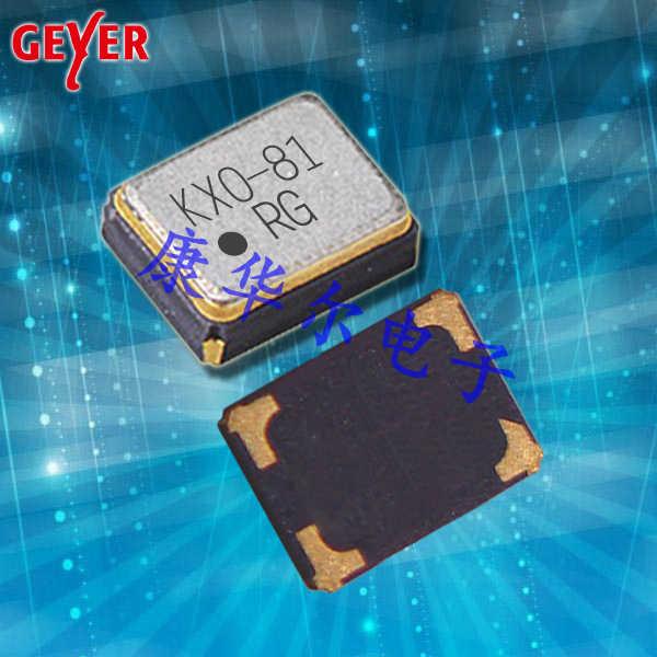 GEYER晶振,TCXO晶振,KXO-81温补晶体振荡器