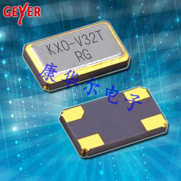 GEYER晶振,时钟晶体振荡器,KXO-V32T晶振