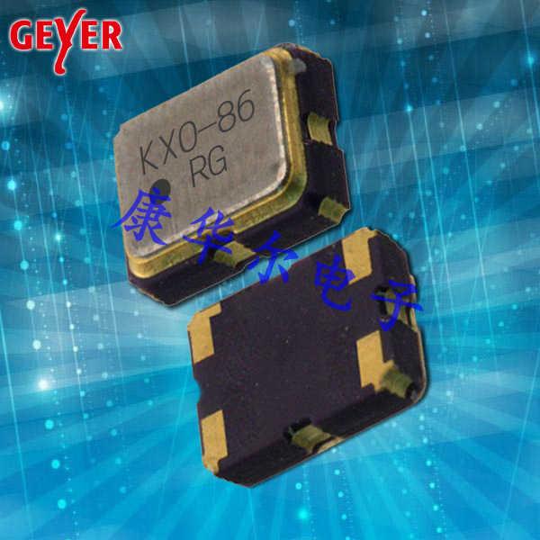 GEYER晶振,压控温补振荡器,KXO-86晶振