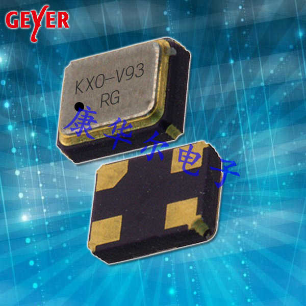 GEYER晶振,SPXO晶体振荡器,KXO-V93有源晶振