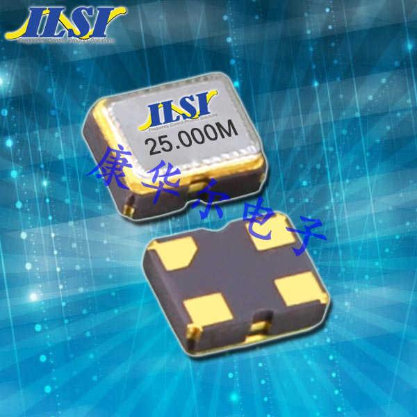 ILSI晶振,VC-TCXO振荡器,I787无铅晶振