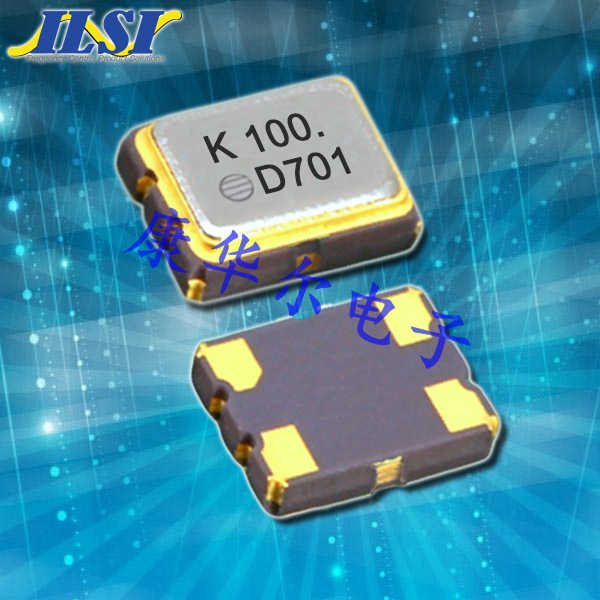 ILSI晶振,压控温补振荡器,I747石英晶振