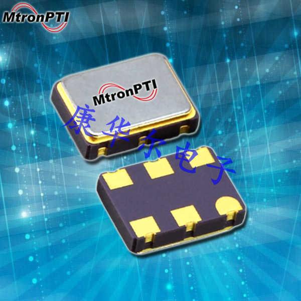 MtronPTI晶振,VC-TCXO振荡器,M6065石英晶振