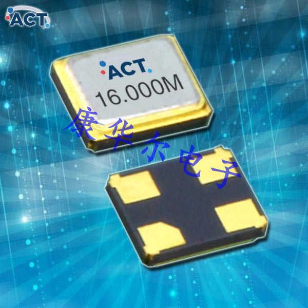 ACT晶振,智能手机晶振,3225G-SMX-4晶体