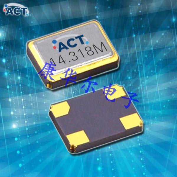 ACT晶振,VC-TCXO振荡器,TCSW53高质量晶振