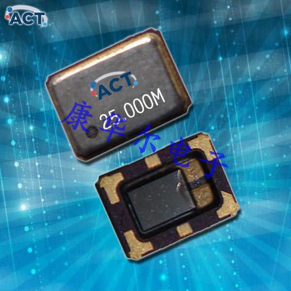 ACT晶振,TCXO晶振,TX25SE温补晶体振荡器