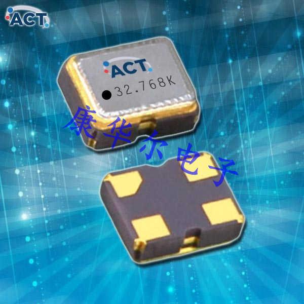 ACT晶振,32.768K时钟晶振,9225WC有源晶体振荡器