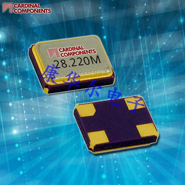 Cardinal晶振,进口欧美晶振,CX1612石英晶体谐振器