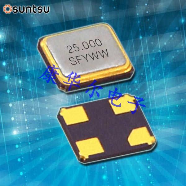 SUNTSU晶振,音叉水晶振子,SXT214晶体