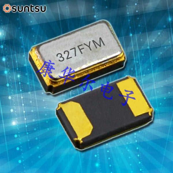 SUNTSU晶振,进口石英晶振,SWS312贴片晶体
