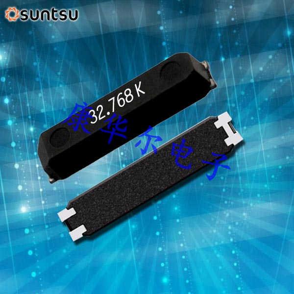 SUNTSU晶振,无源32.768K晶振,SWS614进口晶体