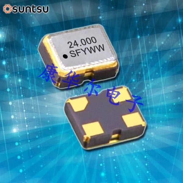 SUNTSU晶振,VC-TCXO振荡器,STC32C温补晶振