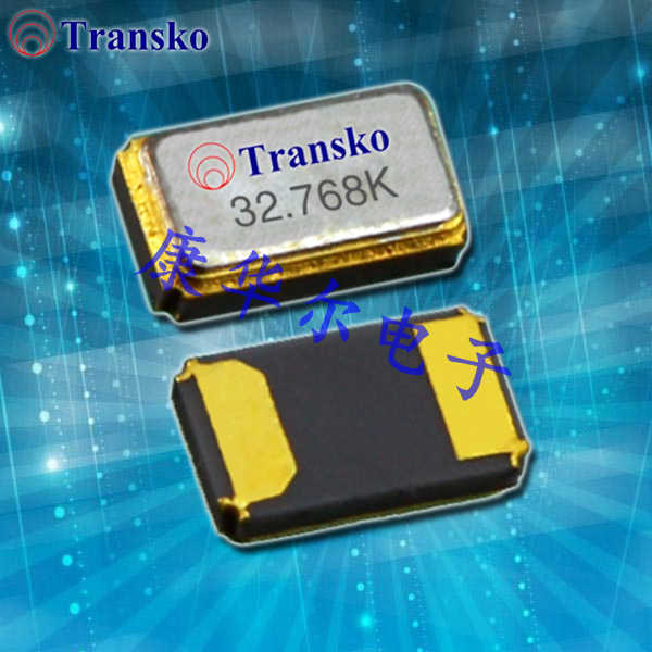 Transko晶振,高精度石英晶振,CS2012晶体
