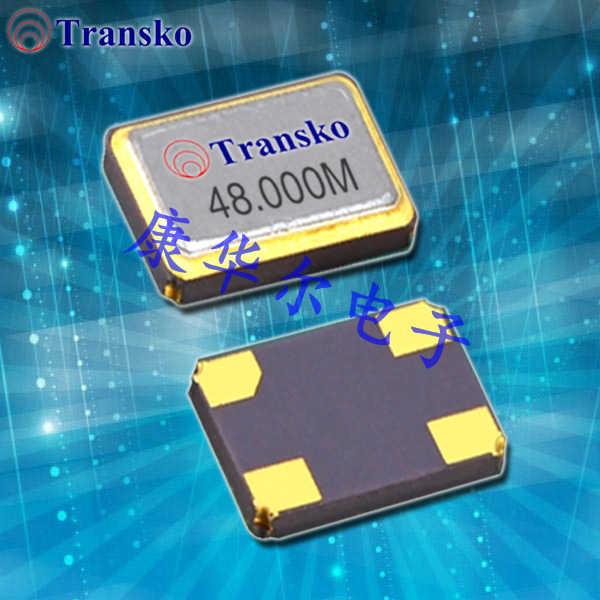 Transko晶振,无铅环保晶振,CS32水晶振子