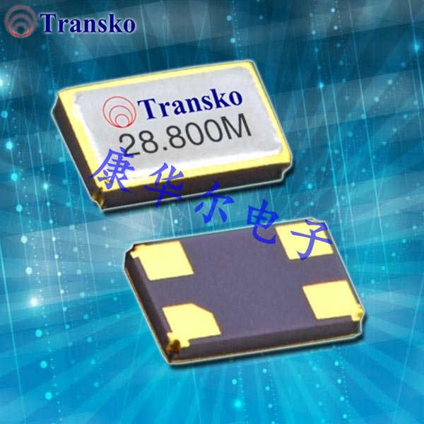 Transko晶振,高质量石英晶振,CS53A进口晶体