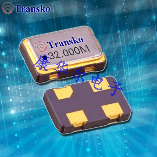 Transko晶振,有源晶体振荡器,TCP53晶振