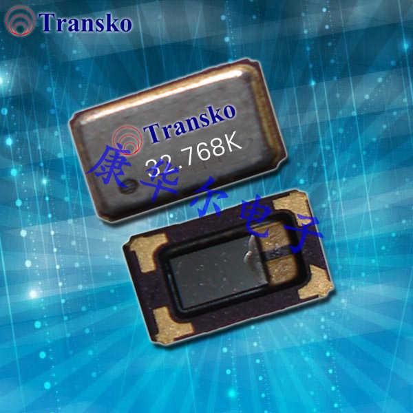 Transko晶振,32.768K有源晶振,TEL31石英振荡器