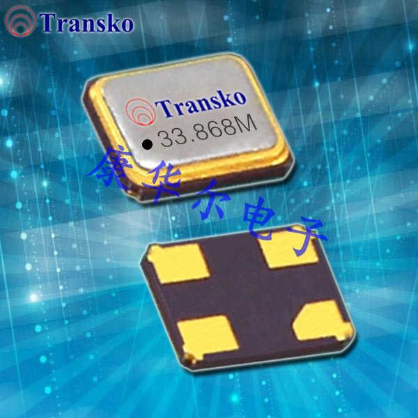 Transko晶振,时钟晶体振荡器,TSM16晶振